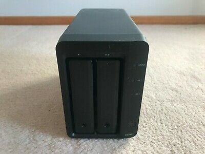 Synology DiskStation DS715 / Network Attached Storage / 2BAY / 2GB Memory