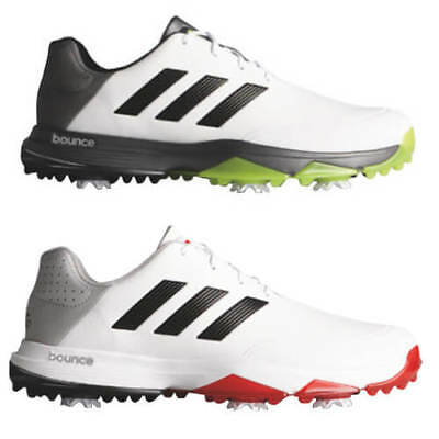 ca076bb9f4c adidas Adipower Bounce WD Golf Shoe - White Black Red - Size 10.5 -