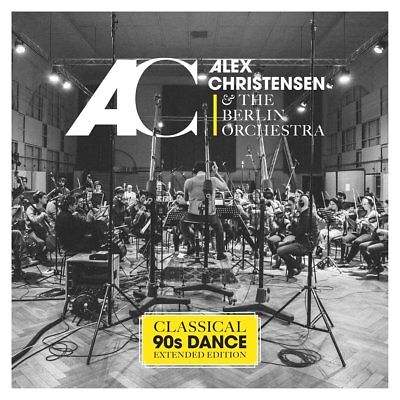 Alex Christensen&the Berlin Orchestra-Classical 90S Dance (Ext. Edit.)  Cd New+