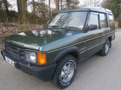 CLASSIC LAND ROVER Discovery 1 200 Tdi 1993 Warranted 78,000 miles A1  chassis