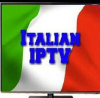 IPTV ITALIA 1 Mese NO BLOCCHI Assistenza Top