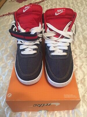 57527788a81a1 NEW MEN'S NIKE Vandal High Casual Shoes Skateboarding 621187 003 ...