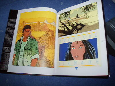 Livre Dessins Largo Winch en Marges 1990/2010