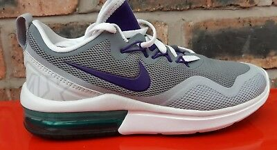 new concept 4636f 4d0bb Womens NIKE AIR MAX FURY Cool Grey Trainers AA5740 010 - UK 2.5   Euro 35.5