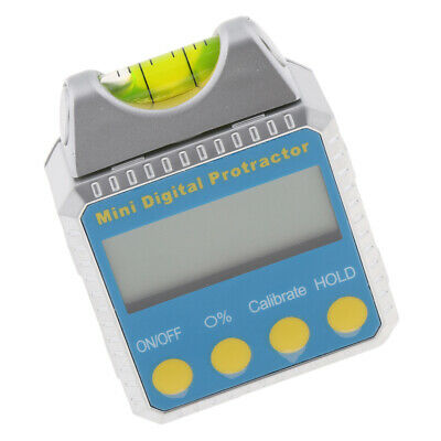360° Digital Inclinometer Spirit Level Protractor Angle Finder Gauge /Meter
