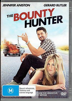 "Movies 1 ""  The Bounty Hunter  ""  *Sellers Bargains *"