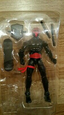 Marvel Legends Spider-Man 6/'/' NIGHT THRASHER Kingpin NO BAF Hasbro New Loose