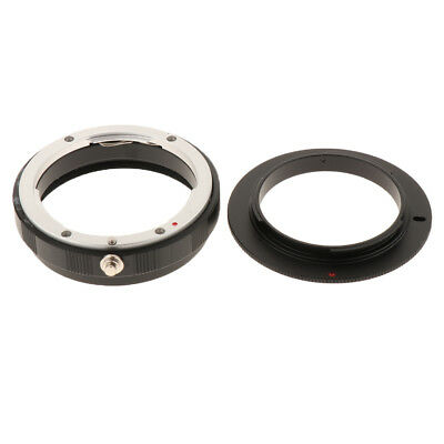 52mm Macro Reverse Mount Adapter+Rear Lens Protection Ring for Nikon AI Lens