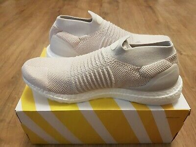 51380d821 New Adidas Ultra Boost Laceless Mens Trainers - BB6145 - UK Size 10 - RRP £