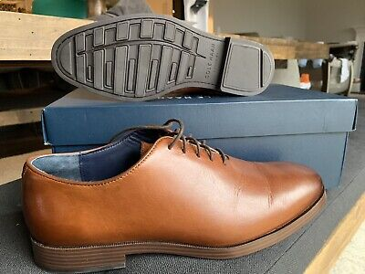 suitable for men/women large assortment best collection COLE HAAN MENS Size 9 W Jefferson Grand OS Oxford Shoes Tan ...