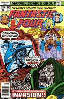 Other Comic Collectibles 6.5 100% Guarantee Fantastic Four 1961-96 #76 Fn