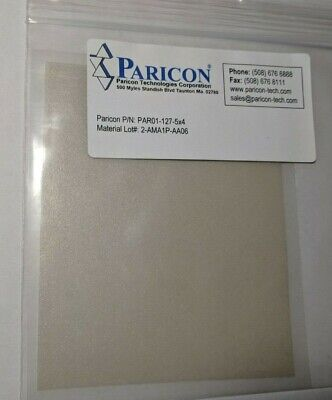 Paricon Pariposer Interconnection for Production Applications Gold plated Nickel