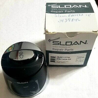 Sloan Ebv142A Cp Cover Assembly New In Shelf Weary Package #0325168