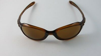 ba0c344513294 Oakley XS Fives Dark Amber Bronze 03-452 NEW RARE