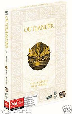 OUTLANDER The Complete Season 1 : Parts 1 - 2 : NEW DVD Box Set