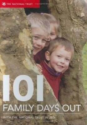 101 Family Days Out, Sankey, Charlotte, Duckworth, Katie, Very Good Book