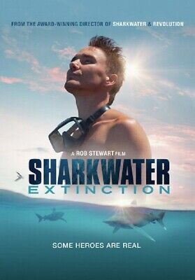 Sharkwater Extinction New DVD IN STOCK NOW