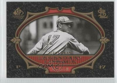 2007 SP Legendary Cuts #192 Dizzy Dean St. Louis Cardinals Baseball Card