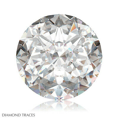 1.19ct H-SI1 Ideal Cut Round Brilliant GIA 100% Genuine Diamond 6.72x6.75x4.22mm