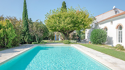 House for sale in South of France + outbuilding, Provence, Old silk factory
