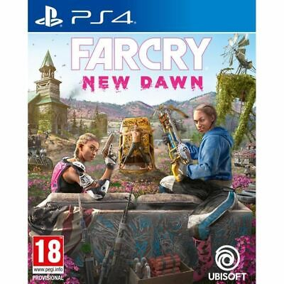 Far Cry 5 New Dawn PS4 Ubisoft