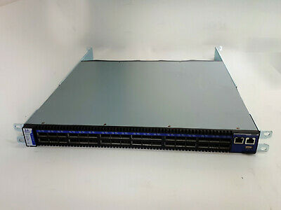 Mellanox - MIS5030Q-1BFC, 36-Port 40Gb/s QDR InfiniBand Switch 1PS