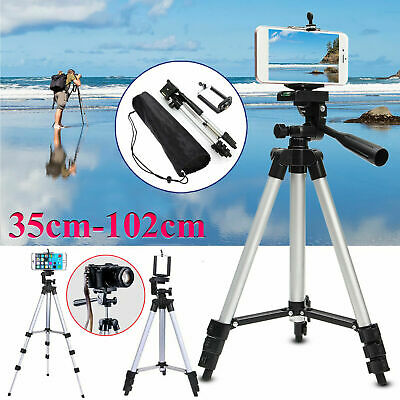 Tripod Stand Mount Holder For Digital Camera Camcorder SLR DSLR All Mobile Phone