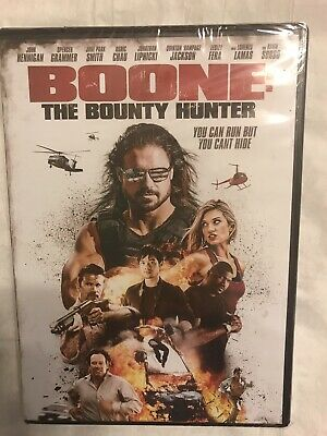 Pro Wrestling Crate Exclusive DVD BOONE: THE BOUNTY HUNTER John Morrison