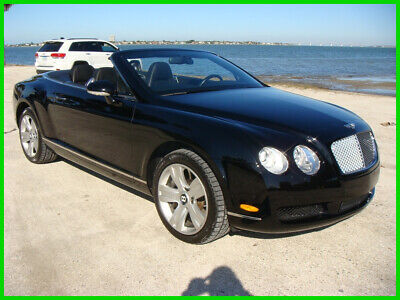 2007 Bentley Continental GT  2007 Bentley Continental Convertible ONLY 35K MILES STUNNING CONDITION