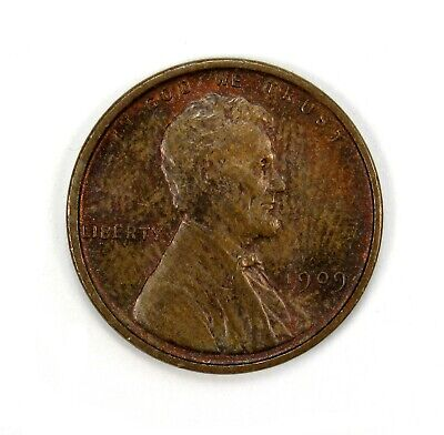 1909 P VDB 1c Lincoln Wheat Cent Penny AU+ / Unc Uncirculated Red Brown #131841*