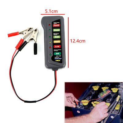 Battery-Charger Maintainer 12V Volt Trickle RV Car Truck Motorcycle Mower Handy