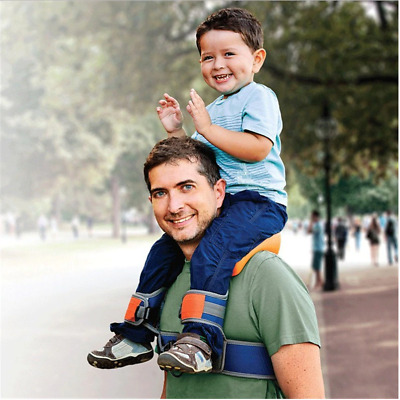 SaddleBaby Hands-Free Shoulder Carrier For Children 1-5 Years