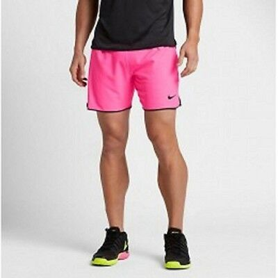 "Nike Court Flex Gladiator 7"" Tennis Shorts Men's 729399-639 Nadal Federer"