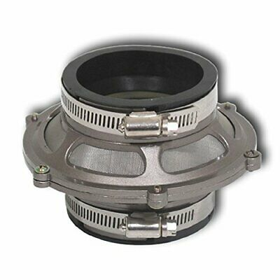 """Universal 2.75/"""" 2 3//4 Inch 70Mm Turbo//Cold Air Intake  Bypass Valve Filter Silve"""