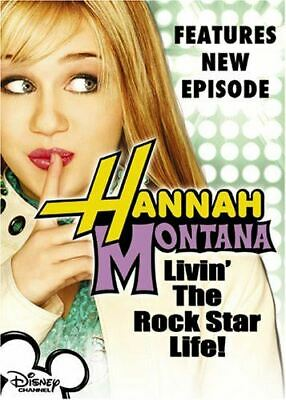 Hannah Montana, Vol. 1 - Livin' the Rock Star Life - DVD