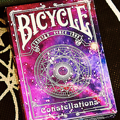 Bicycle Constellations V2 Playing Cards by Bocopo - SAVE $1!