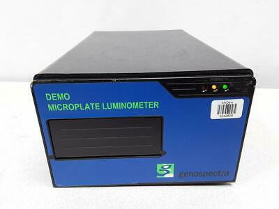 Turner Biosystems  Genospectra Demo Microplate Luminometer 9000