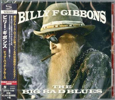 Billy Gibbons-Big Bad Blues-Japan Shm-Cd Bonus Track F83