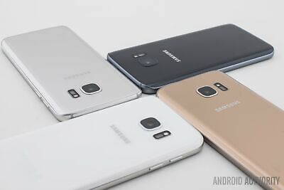 "New UNOPENDED Samsung Galaxy S7 G930T T-MOBILE 5.1"" Smartphone/GoldPlatinum/32GB"