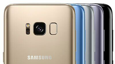 NEW *SEALED* in Box Samsung S8+ PLUS G955 USA UNLOCKED SMARTPHONE/Rose Pink/64GB
