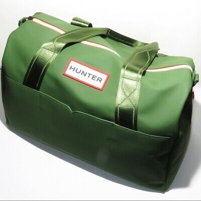d80c71943146 HUNTER FOR TARGET Nwt Olive Green Duffle Bag New -  64.99