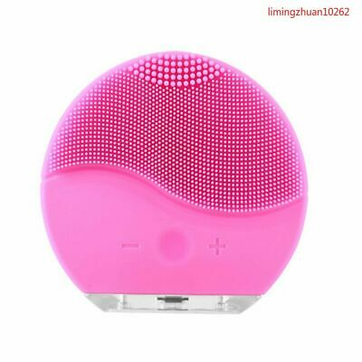 Mini 2 Face Skin Care Wash Cleansing Brush Device Beauty Facial Iris Foreo Luna