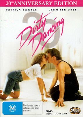 Dirty Dancing - 20th Anniversary Edition - Patrick Swayze, Jennifer Grey - 2 DVD