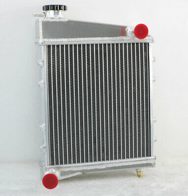 2 Row Radiator For Classic Austin/Rover Mini Cooper 850/1000/1100/1275 GT 59-97