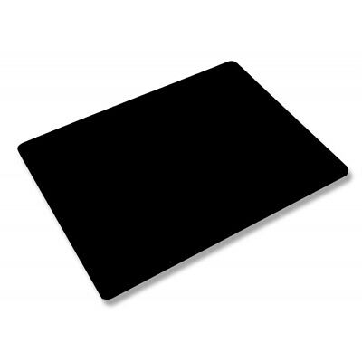 Tappetino per Mouse Antimicrobico Antibatterico Mouse Pad - Nero