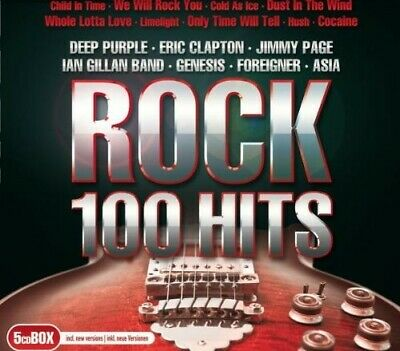 Various - Rock-100 Hits