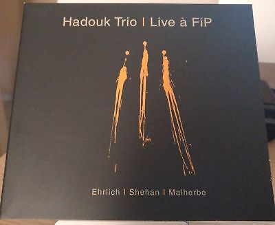 Hadouk Trio Live A Fip 2 Cd New Sealed