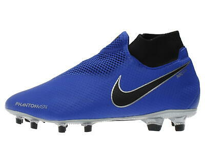Nike Phantom Vsn D Fit Blue Ghost Lace Football Boots Size