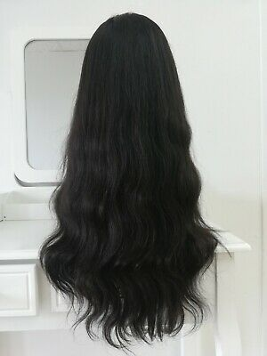 Brazilian Unprocessed Remy100% Human Virgin Hair Handmade Full Lace/360 Lace Wig