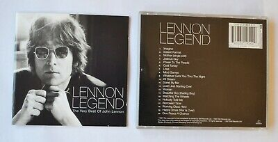 Lennon Legend - The Very Best of John Lennon (1997) 20-track CD